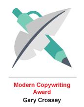 Modern Copywriting Award