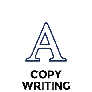 Local copy writing service by Irishguy Design Studio