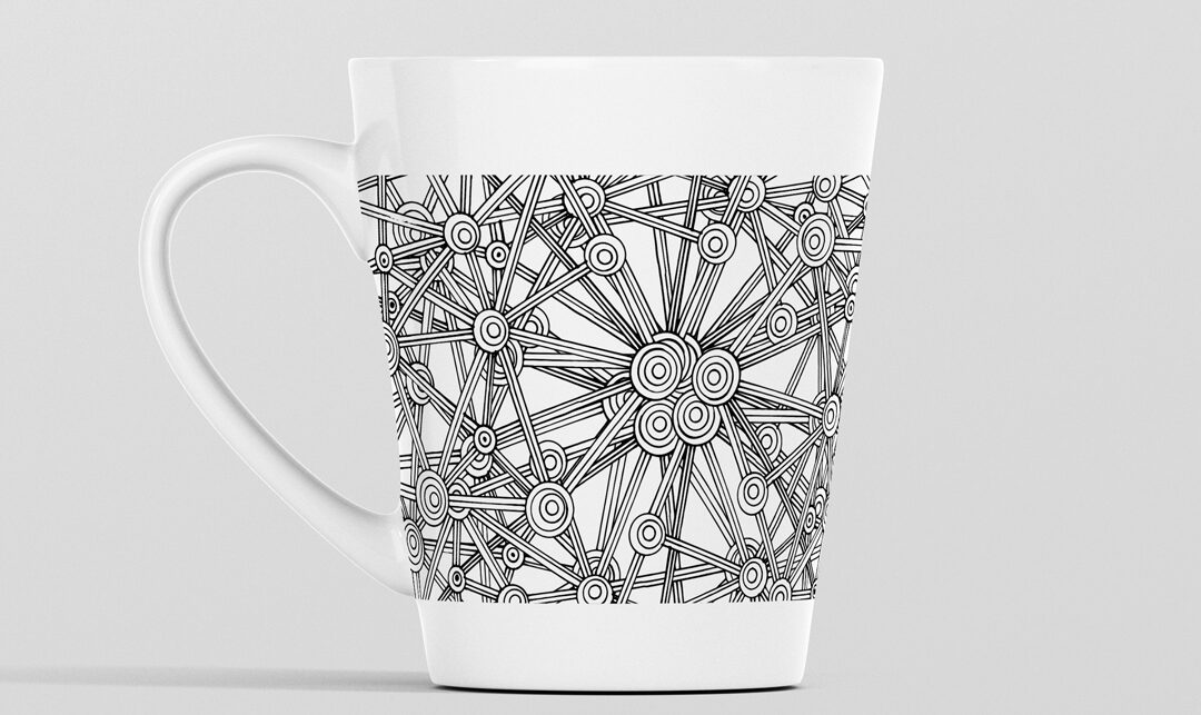 ILLUSTRATION Cup Design