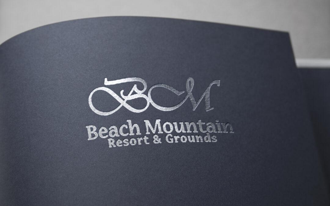 BRANDING Beach Mountain Resort