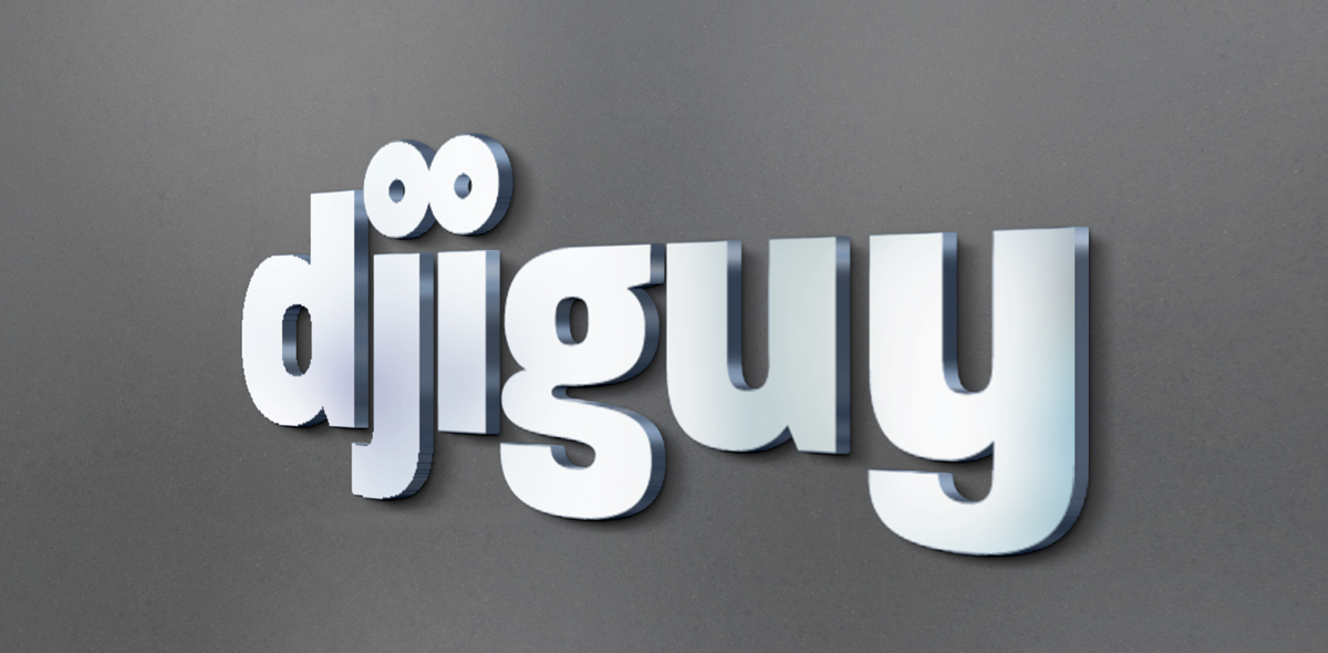 Logo Design for Asheville DJ iGuy
