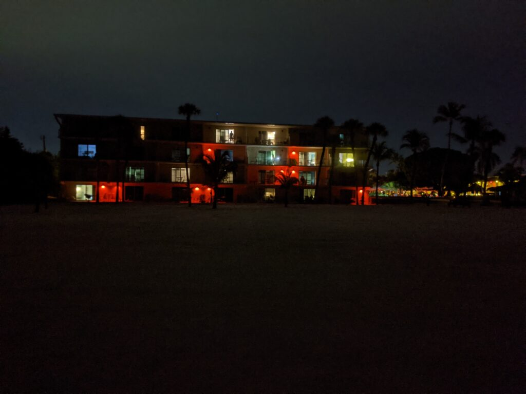 Hotel Lodge By Gary Crossey