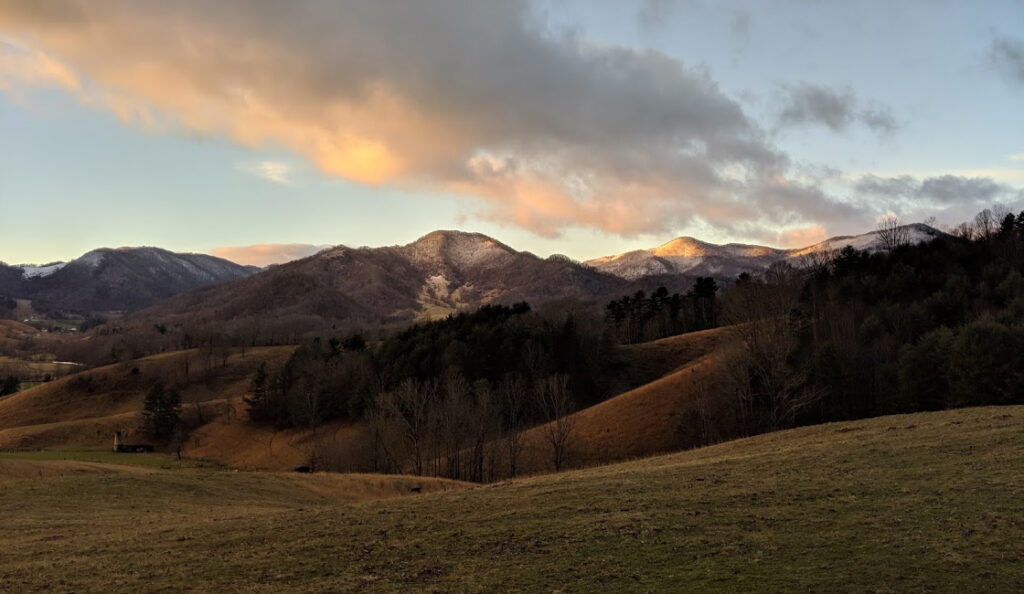 Asheville Sunrise