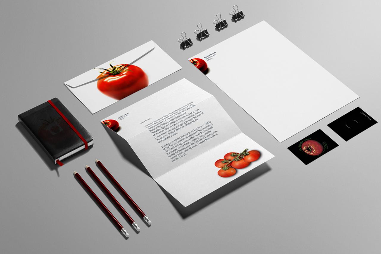 Restaurants  Branding Package