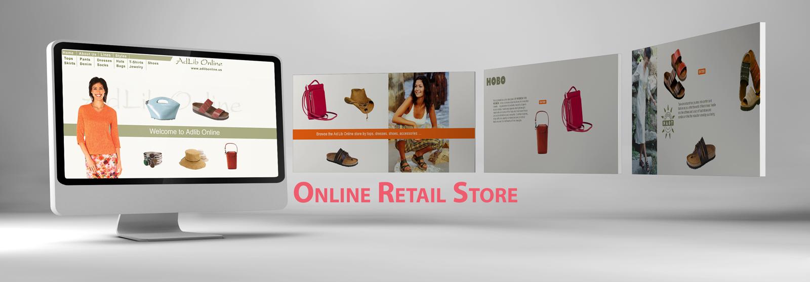 WEBSITE DESIGN: Shopping Cart