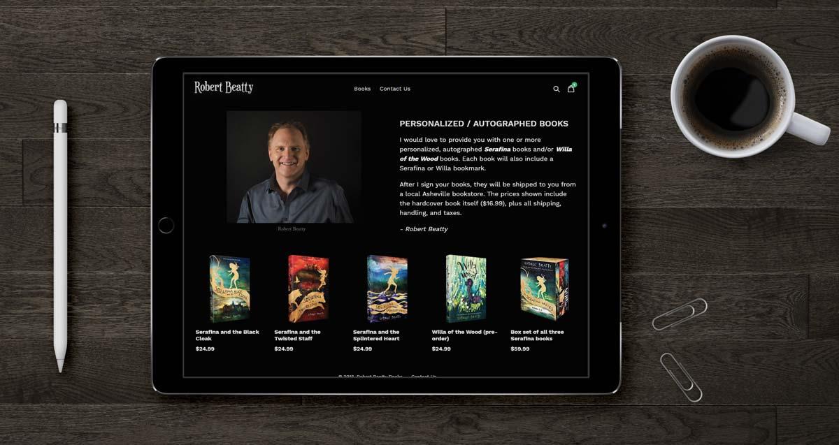 WooCommence Website Design - Asheville NC