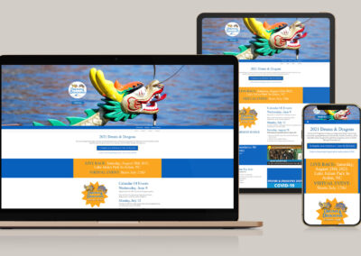 Asheville Nonprofit website design by Gary Crossey