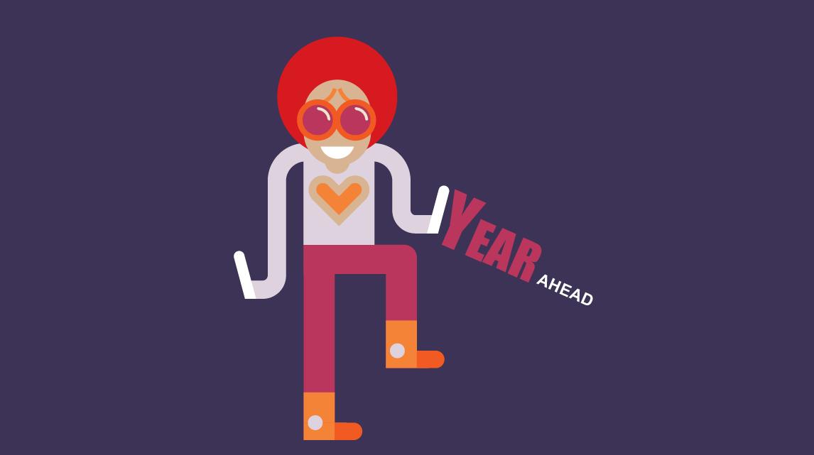 Year Ahead with WordPress